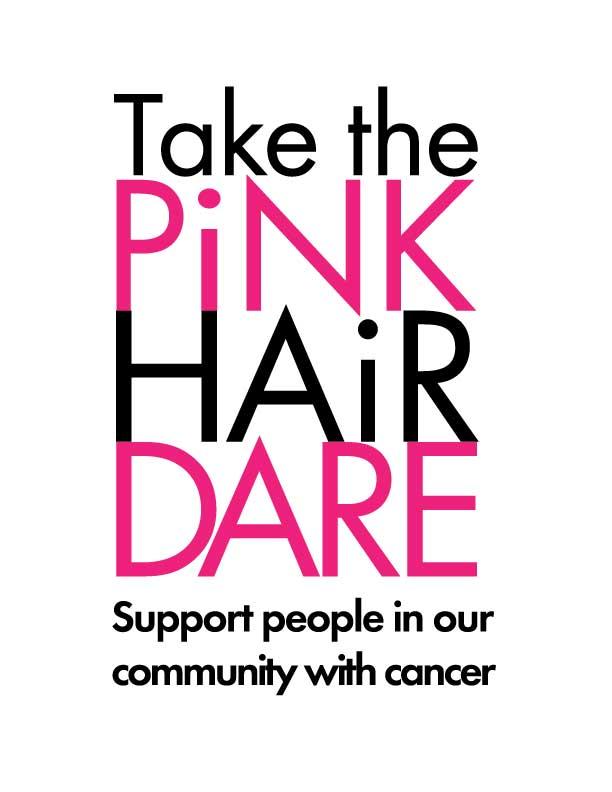 Pink Hair Dare Advertisement