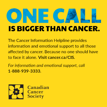 One Call is Bigger Than Cancer