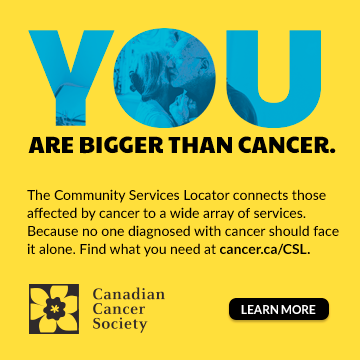 You Are Bigger Than Cancer
